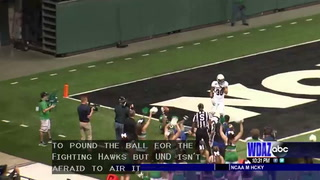 UND football has several dangerous weapons on offense