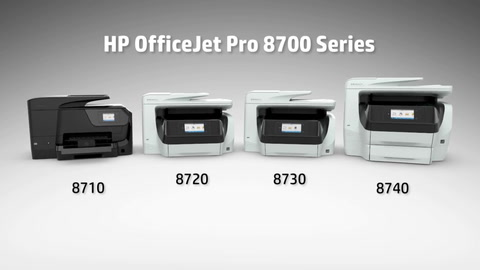 HP OJP 8700 NA/EMEA/APJ 15 sec Newfound Confidence Demo Video