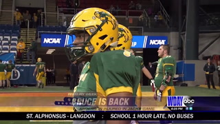 Back from injury, Anderson ready to make impact for NDSU in the playoffs
