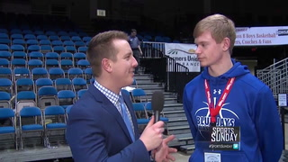Sports Sunday March 18th: Mr. Basketball interview