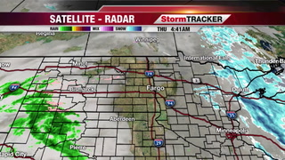 Stormtracker Weather: Rain Showers Today