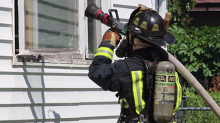 Superior Fire Department takes part in live fire training