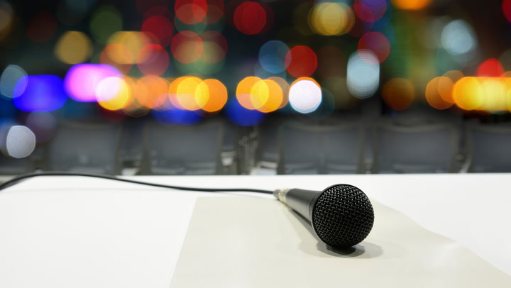 Are You Good At Public Speaking?