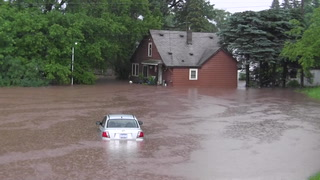 2012 flooding in western Duluth