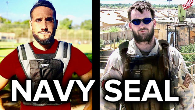 I Tried The Navy Seal Body of Armor Workout