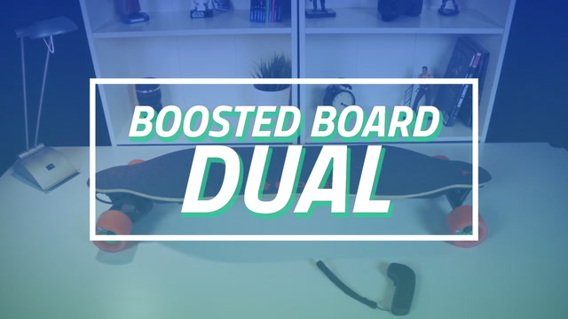Boosted Board Dual - AskMen Review