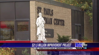 $25.1 million upgrade goal set for St. Paul's Catholic Newman Center in Fargo