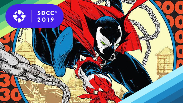 Fans Help Todd McFarlane Finish Spawn's 300th Issue!