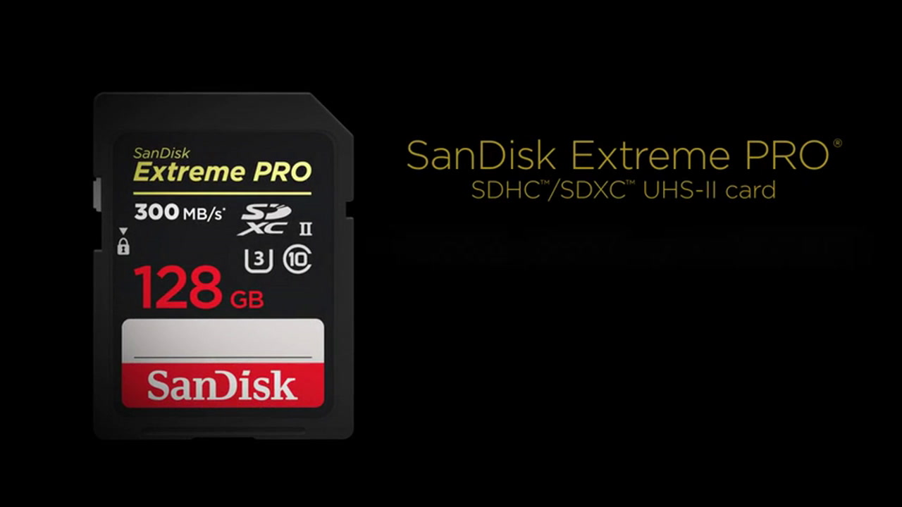 Sandisk Extreme Pro 64gb Uhs Ii Class 10 U3 Sdxc Memory Card Sdsdxpk Sd 256 Gb Up To 95mbps Designed For Professionals