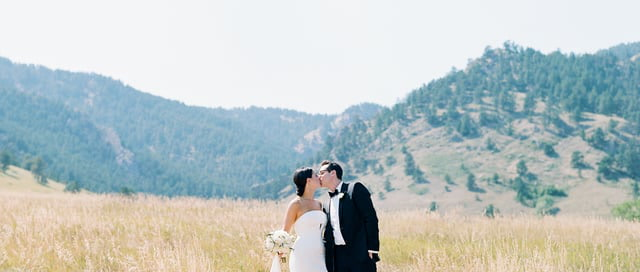Jamie + Jonathan | Boulder, Colorado | Milston Well Farm