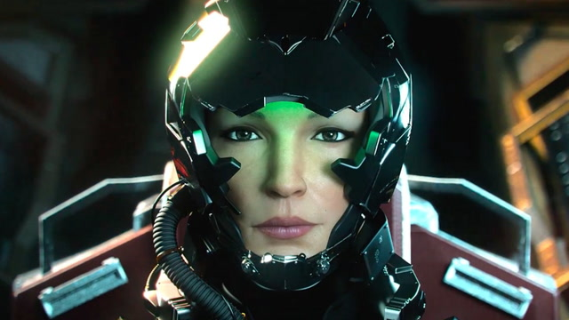 EVE Valkyrie Official Warzone Announce Trailer