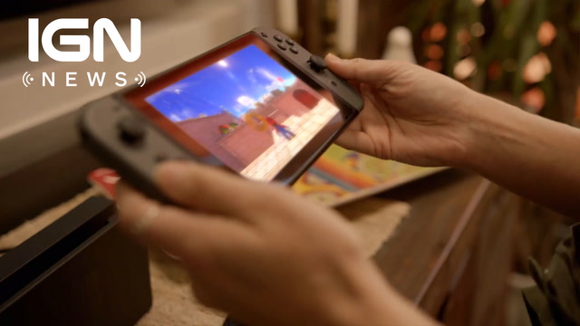 Nintendo Sells 1.5 Million Switch Units in December - IGN News