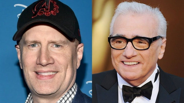 Marvel Head Kevin Feige Finally Addresses Scorsese Comments About the MCU - IGN Now