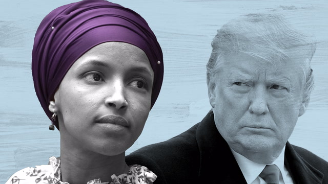 Opinion | Ilhan Omar is not wise or thoughtful, but Trump is the real threat to religious freedom