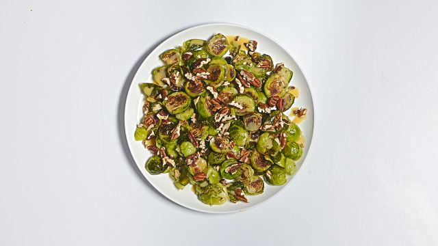 The Only Way You'll Want to Make Brussels Sprouts from Now On