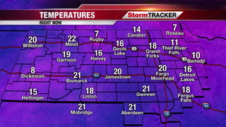 StormTRACKER Weather: Chilly & Breezy