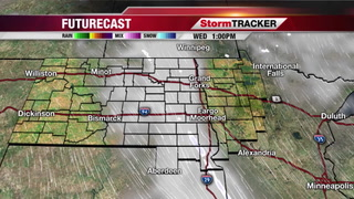 StormTRACKER Wednesday Afternoon Forecast