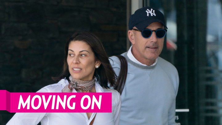 Who Is Shamin Abas? 5 Things to Know About Matt Lauer's New Girlfriend