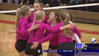 High school volleyball: LaMoure-L/M stays undefeated, DGF rolls past EGF
