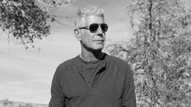 Anthony Bourdain on Going from Obama to Trump