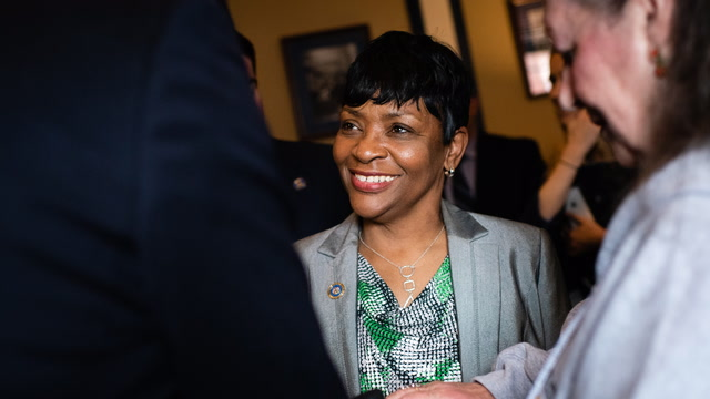 How Maryland's House speaker went from a dropout to a landslide winner
