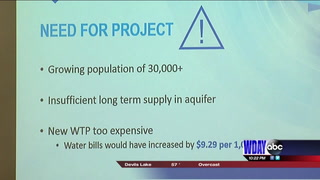 West Fargo residents brace for water transition
