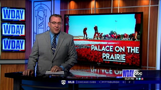 Palace on the Prairie: Central Cass opens new turf field