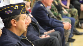 RWHS Veteran's Day Assembly