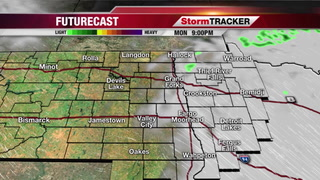 Quiet Today, Strong/Severe Storms Possible Tomorrow