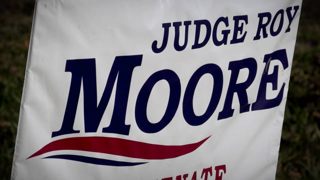 Alabama's dilemma: Voters confront the split over Roy Moore