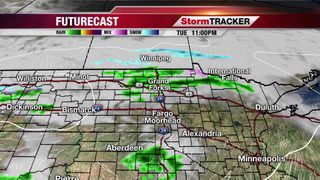 Partly Cloudy and Mild Afternoon, Changes Are Coming