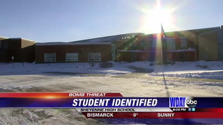 School officials investigate bomb threat
