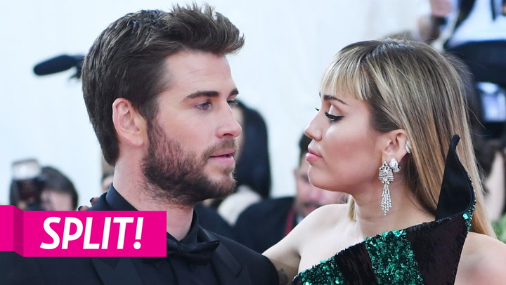 Liam Hemsworth Files for Divorce From Miley Cyrus Nearly 8 Months After Wedding: Report