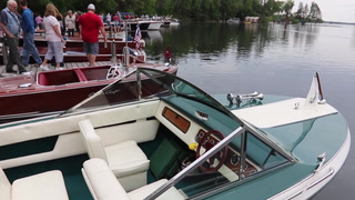 Whitefish Chain Antique and Classic Boat Rendezvous