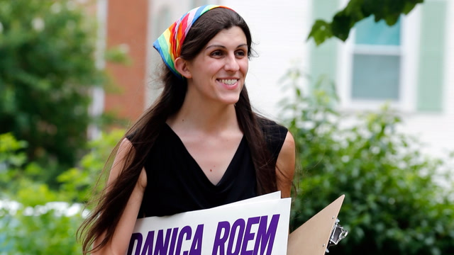 This transgender woman just made political history