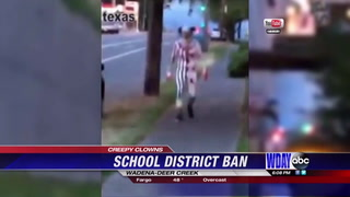 MN School District bans clown costumes for Halloween events