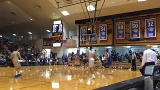 VIDEO: Briar Cliff edges Dakota Wesleyan at the Corn Palace