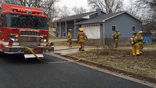 Fire In Roberts March 9
