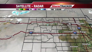 StormTRACKER Weather: Slippery Start