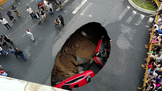 What to know about sinkholes