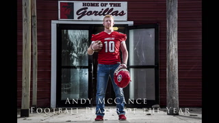 Daily Republic's Player of the Year: Gregory's Andy McCance