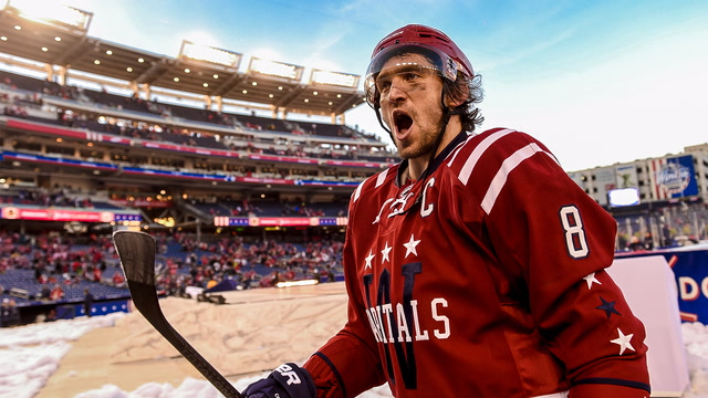 """It's a tremendous privilege"": Washington Capitals honored to play in NHL Stadium Series game"