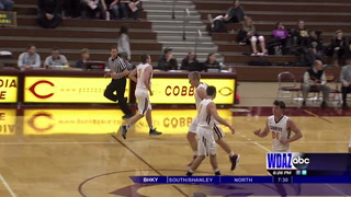 Glas wins 600th game as Cobbers beat St. Olaf
