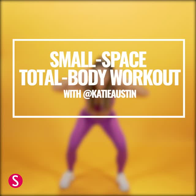 Small-Space Total-Body Workout with Katie Austin