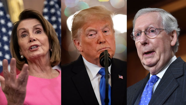 Trump, members of Congress react to midterm results