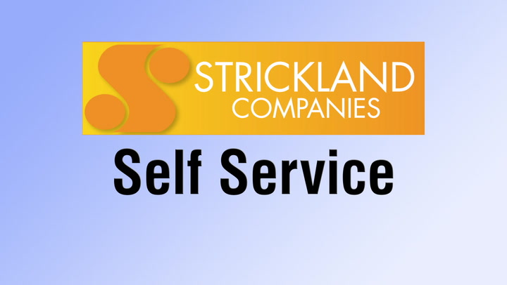 Self-Service is Full Service on shop.StricklySupplies.com