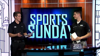 Sports Sunday November 19th: Pendleton's buzzer beater is Sports Sunday's play of the week