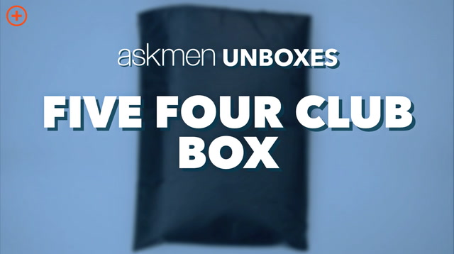 Five Four Club Box - AskMen Unboxes