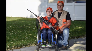 Andrew Haiar to take part in Deer Hunt for Disabled Youth