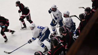 Brainerd Warrior Boys Hockey Shut Out St. Cloud